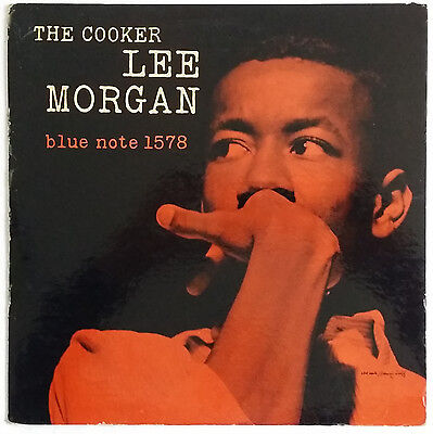 THE COOKER lEE mORGAN original Blue Note 1578 first  47 West 63rd in NEAR MINT!