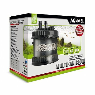 NEW Aquael MULTIKANI 800 External Fish Tank Proffesional Aquarium Filter