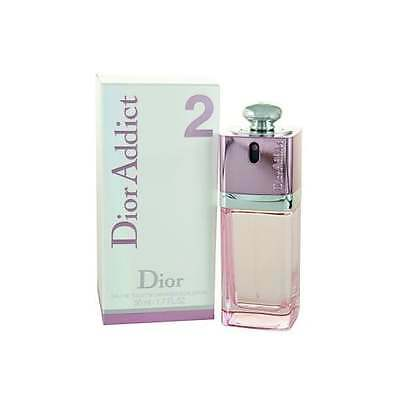 Christian Dior Addict 2 - 50ml Eau De Toilette Spray