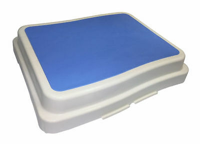 Bath Shower Step - Large Non Slip Stackable Step - Mobility Aid