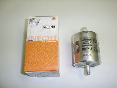 Triumph Speed Four 600 Fuel Filter (Mahle, OE Supplier)