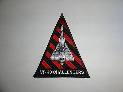 Military Patch Vf-43 Challengers