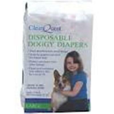 ClearQuest US948 08 jetable Chien Couches Mini