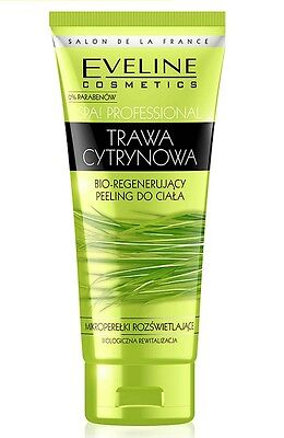 Eveline Cosmetics Spa Lemon Grass Bio Regenerate Body Scrub