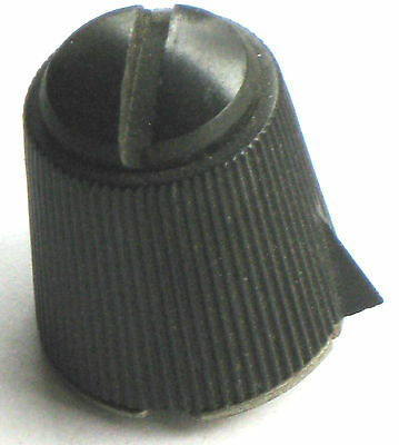 """Robust Control Pointer Knob - for 1/4"""" diameter Shaft with radial hole"""
