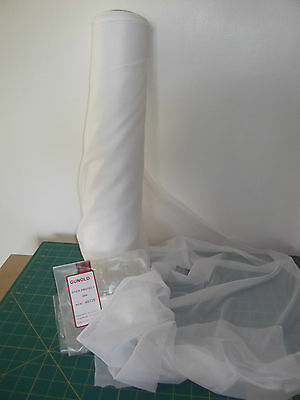 Stick Protect Anti Rub/Itch Protector Iron On 3M X 50cm by Gunold (White)