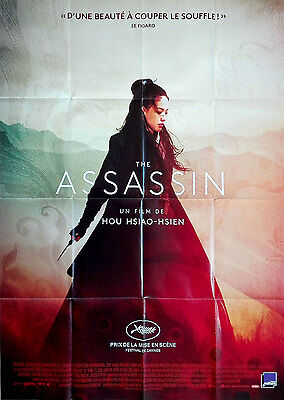 2016 THE ASSASSIN Hsiao-Hsien Hou Shu Qi 47x63 French movie poster