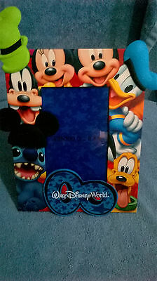 Disney Minnie Mickey Mouse expressions photo picture 4x6 frame NEW
