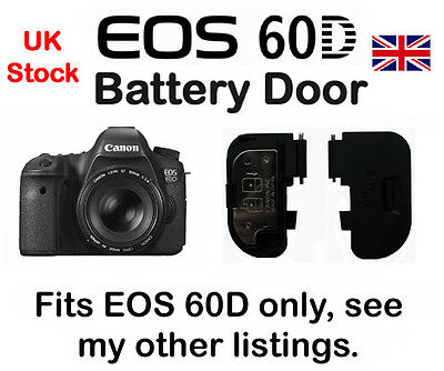 Battery Door cover for Canon EOS 60D  NEW