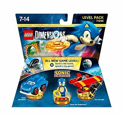 LEGO Dimensions Level Pack Sonic The Hedgehog 71244 LEGO