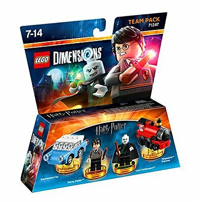 LEGO Dimensions Team Pack Harry Potter 71247 LEGO