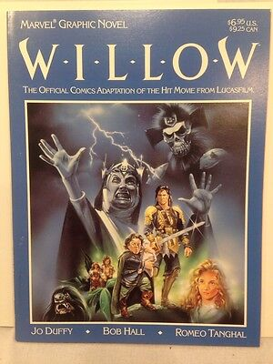Willow Official Comics Adaptation Of Lucasfilm Marvel Graphic Novel Sc