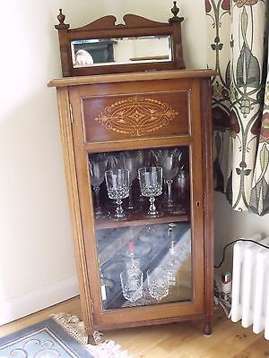 Antique Mahogany  Music Cabinet /Drinks Cabinet