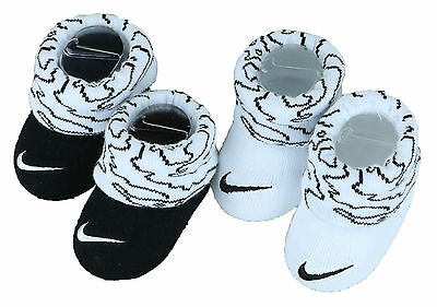 Nike BoysTopo Buzz Cuff Infant Booties 2-Pack 0-6 Months