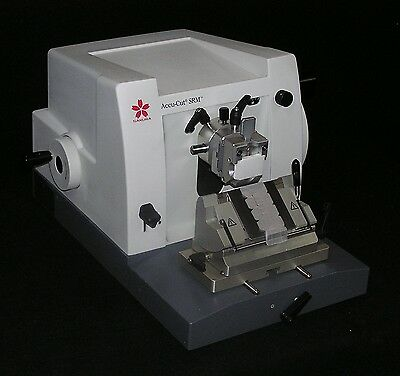 Sakura Srm 200 Microtome - Fully Reconditioned