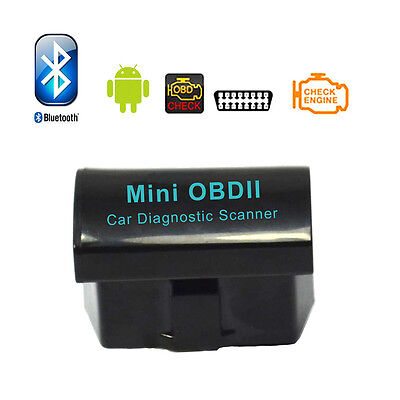 Hot V2.1 ELM327 Bluetooth OBD2 Car Auto Diagnostic Code Scanner Tool for Android