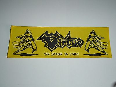 Virtue Nwobhm Woven Patch