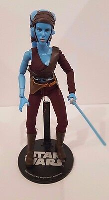 Sideshow 1/6 Star Wars Aayla Secura SDCC figure order of the jedi