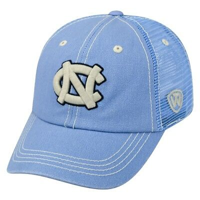 timeless design b9000 ec6bc North Carolina Tarheels NCAA Top of the World Crossroad Adjustable Mesh  Back Hat