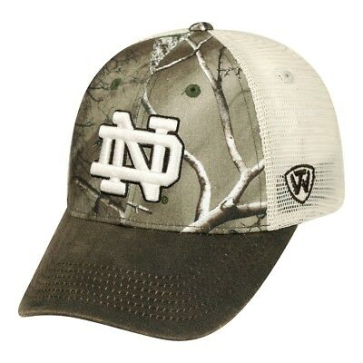 online store 9891e 9fa96 Notre Dame Fighting Irish NCAA Top of the World RealTree