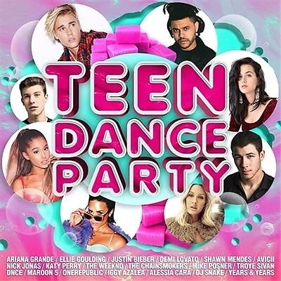 Teen Dance Party, 2016  Various Artists CD NEW