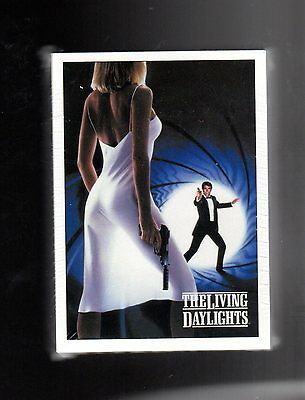 2016 James Bond Archives  Spectre Edition The Living Daylight 55 card set