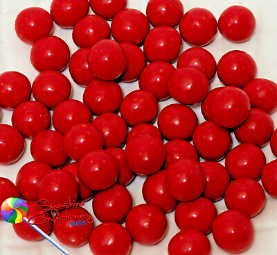 Aniseed Balls - (RED) 300 grams - Australian Made Gluten Free Post Included