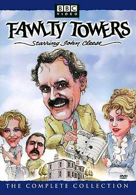 FAWLTY TOWERS Movie POSTER 27x40