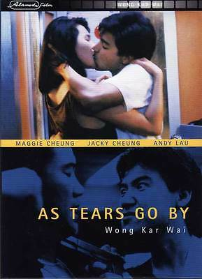AS TEARS GO BY Movie POSTER 27x40 UK
