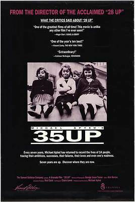 35 UP Movie POSTER 27x40