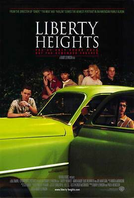 LIBERTY HEIGHTS Movie POSTER 27x40