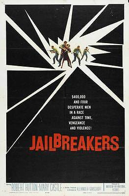 JAILBREAKERS Movie POSTER 27x40