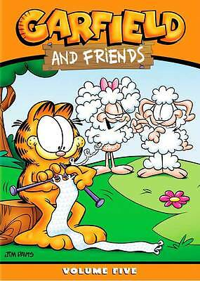 GARFIELD AND FRIENDS Movie POSTER 27x40 P