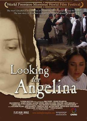 LOOKING FOR ANGELINA Movie POSTER 27x40