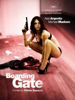 BOARDING GATE Movie POSTER 27x40 D Asia Argento Michael Madsen Carl Ng