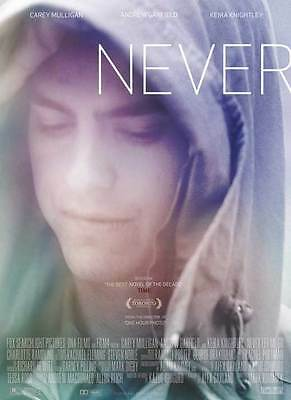 NEVER LET ME GO Movie POSTER 27x40 B