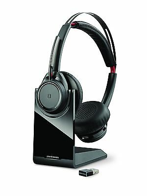 Plantronics Voyager Focus B825 Stereo Bluetooth With Active Noise Canceling