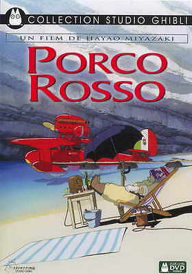 PORCO ROSSO Movie POSTER 27x40 French
