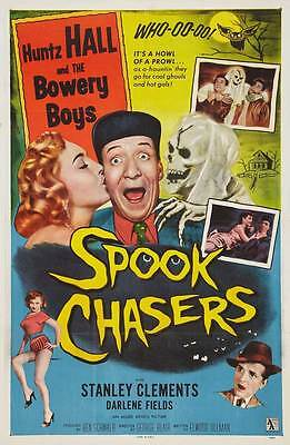 SPOOK CHASERS Movie POSTER 27x40