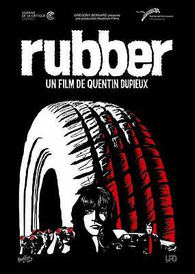 RUBBER Movie POSTER 27x40 French