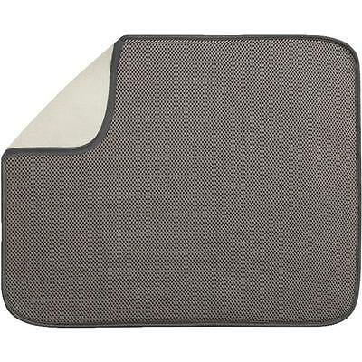 "Interdesign 18""x16"" Mocha Drying Mat 40131"