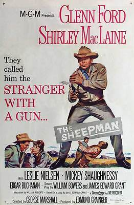 THE SHEEPMAN Movie POSTER 27x40 B