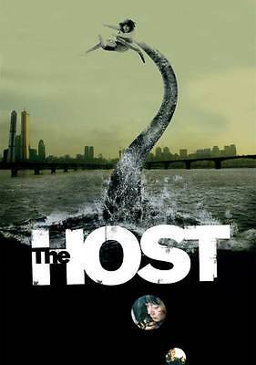 THE HOST Movie POSTER 27x40 B Kang-ho Song Hie-bong Byeon Hae-il Park Du-na Bae