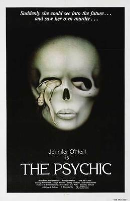 THE PSYCHIC Movie POSTER 27x40
