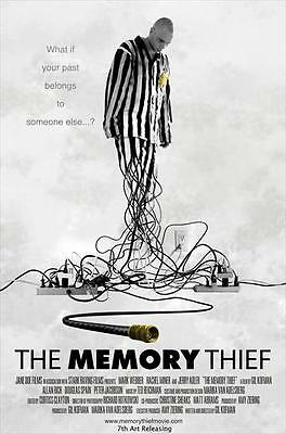 THE MEMORY THIEF Movie POSTER 27x40