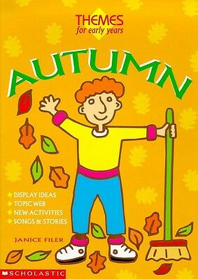 Themes for early years: Autumn by Janice Filer (Paperback)