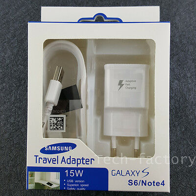 OEM Original Adaptive Fast Charging Cable For Samsung Galaxy Note 4 5 S6 S7 Edge