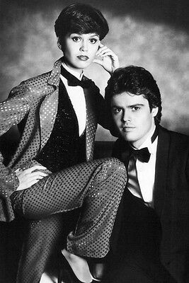 Donny and Marie Marie Osmond Donny Osmond 11x17 Mini Poster