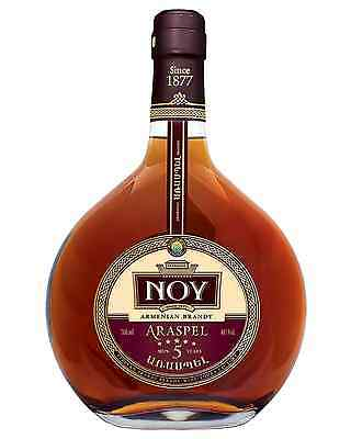 Noy Araspel 5 Year Old Armenian Brandy 700mL bottle