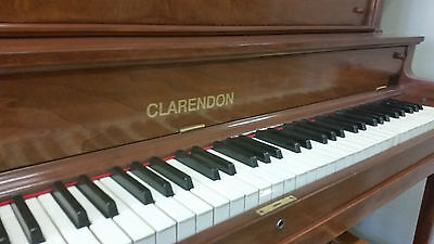 Clarendon American Piano Free Delivery &Tuning to Melbourne metro & surrounds